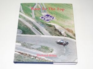 Race to the Top RILEY (Riley 2003) Signed